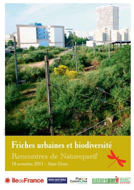 5ème rencontres naturalistes franciliennes