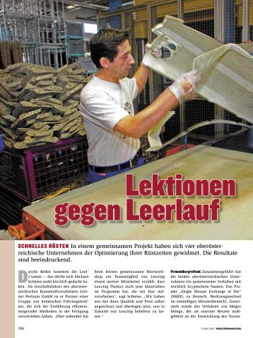 Download Artikel - Jung + Partner Management GmbH