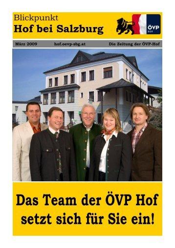 Blickpunkt - ÖVP Salzburg