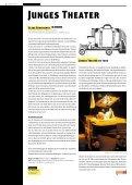 Theaterzeit März|12 - Theater und Orchester Heidelberg - Seite 6