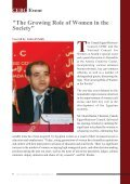 october - november 2009 issue 22 - Canada Egypt Business Council - Page 6