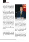 october - november 2009 issue 22 - Canada Egypt Business Council - Page 7