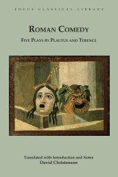 ROMAN COMEDY - Focus Publishing