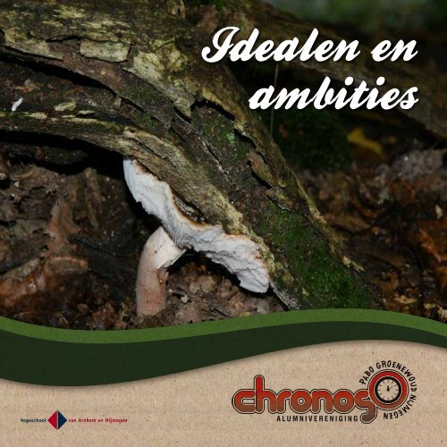 2012 Thema Idealen en Ambities