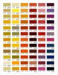 Color chart - Conceptual Site Furnishings, Inc. - Page 2