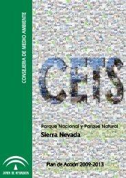 Plan de Acción 2009-2013 Sierra Nevada - EUROPARC-España