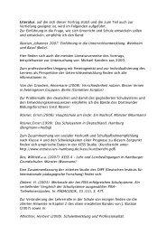Literaturliste als PDF - Podcampus