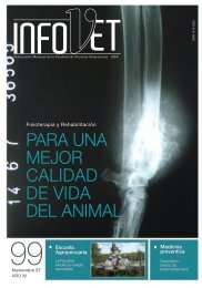 InfoVet N° 99 - Facultad de Ciencias Veterinarias - Universidad de ...
