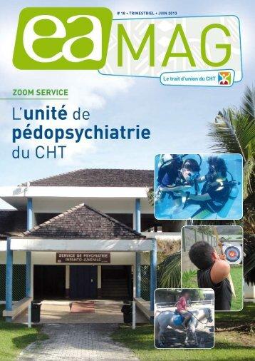 # 18 • TRIMESTRIEL • juIn 2013 - Centre Hospitalier de Polynésie ...