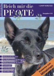 Ausgabe 04/2010 - Reich mir die Pfote