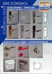 Catálogo Ocariz