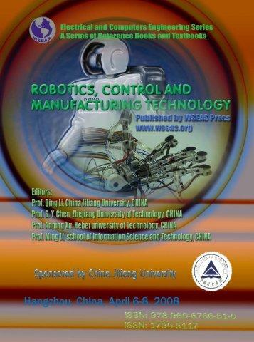 Robotics-Control-and.. - WSEAS