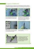 Rissinstandsetzung und Rissinjektion - Köster Bauchemie AG - Seite 7