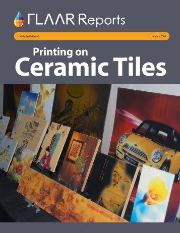 Printing On Ceramic Tiles - Wide-format-printers.org