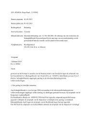 Uitspraak van 1 februari 2013, Hoge Raad, LJN: BX4036, 11/03882