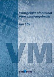VM109 Voorgelakte plaatstaal voor binnengebruik.pdf - Induteq