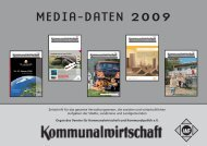 MEDIA-DATEN 2009