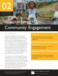 Parks as Community Engagement: A Guide for Mayors - Landscape ...