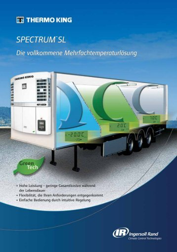SPECTRUM SL SPECTRUM SL - Servo King Klimaanlagen