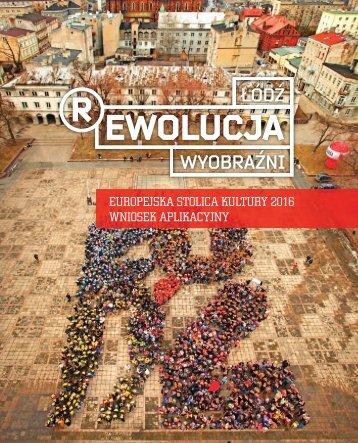 Aplikacja – Łódź (R)ewolucja wyobraźni - Kultura Enter