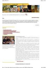 Page 1 sur 4 cestas_info N° 1 06/10/2008 file://C:\Docs ...