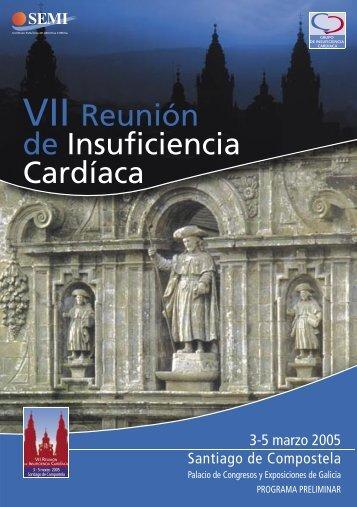 VII Reunión de IC - Sociedad Española de Medicina Interna