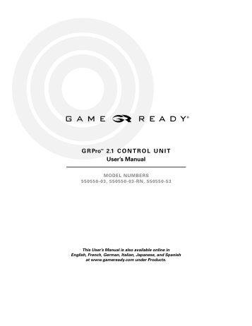 gameready com magazines rh yumpu com game ready operating manual game ready instruction manual