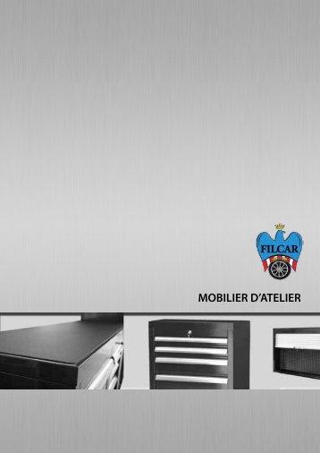 MOBILIER D'ATELIER - Filcar