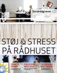 Socialrådgiveren nr. 10-2012 - Dansk Socialrådgiverforening