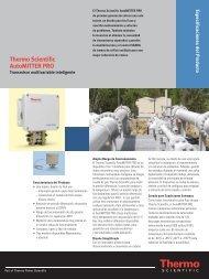 Thermo Scientific AutoMITTER PRO - Thermo Scientific Home Page