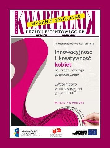 Wyd. specjalne/2011 - Regionalny Ośrodek Informacji Patentowej ...