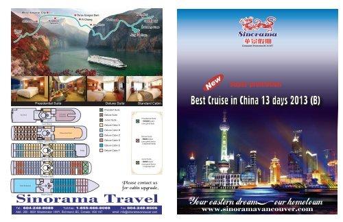 Sinorama Travel