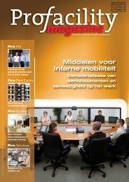 Middelen voor interne mobiliteit - ProFacility.be