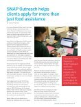 Communities taking action p.4 - Greater Chicago Food Depository - Page 7