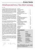 Die Dorfzeitung der Gemeinschaft der ... - Martfeld Live - Page 3
