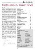 Die Dorfzeitung der Gemeinschaft der ... - Martfeld Live - Seite 3