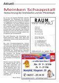 Die Dorfzeitung der Gemeinschaft der ... - Martfeld Live - Page 4