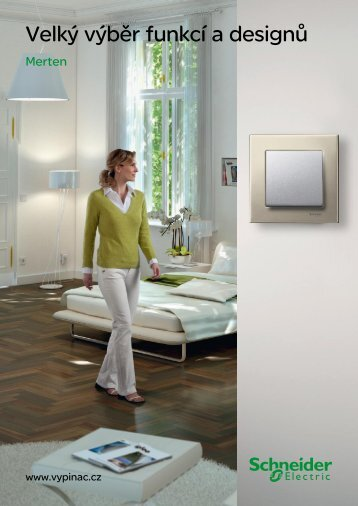 Nabídka výrobků Merten - Schneider Electric CZ