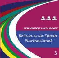 Nº 3 - Ciudadania Bolivia