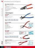 Crimping pliers - Ambitex - Page 7