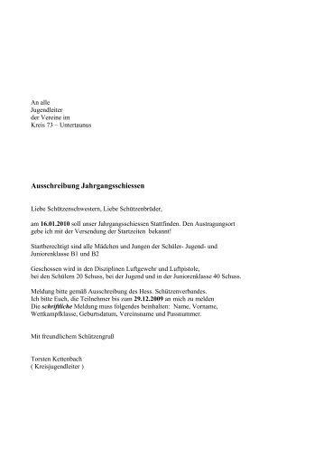 10.-12. Juni 2011 - Schützenkreis 73 Untertaunus