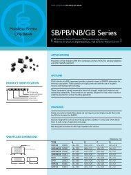 SMD Inductors/part I - Taiwan Trade