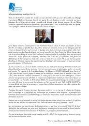 2012 fevrier Monique Levrat scrapbooking conference ... - Versoix