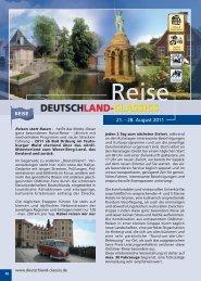 21. - 28. August 2011 - Deutschland-Classics