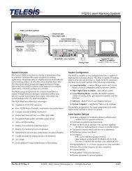 FQ20 Laser Marking System
