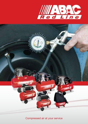 Red Line - Maziak Compressor Services