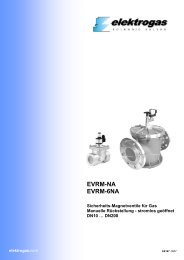 EVRM-NA EVRM-6NA - tetec thermo-technik Müller GmbH & Co. KG