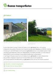 gth-beton - Thomas Gruppe