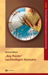 Key Points zu nachhaltigem Konsum - Santenberg Energie ...