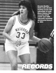Lady Blues History - Washburn Athletics